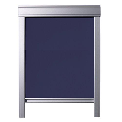 Itzala Verdunkelungs-Rollo für VELUX Dachfenster, M06, 306, Dunkelblau